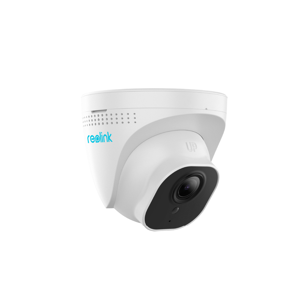 Reolink RLC-522 5MP PoE security camera 3X optical zoom, 24/7 or motion recording, IP66 weatherproof, real-time motion alarms, audio recording
