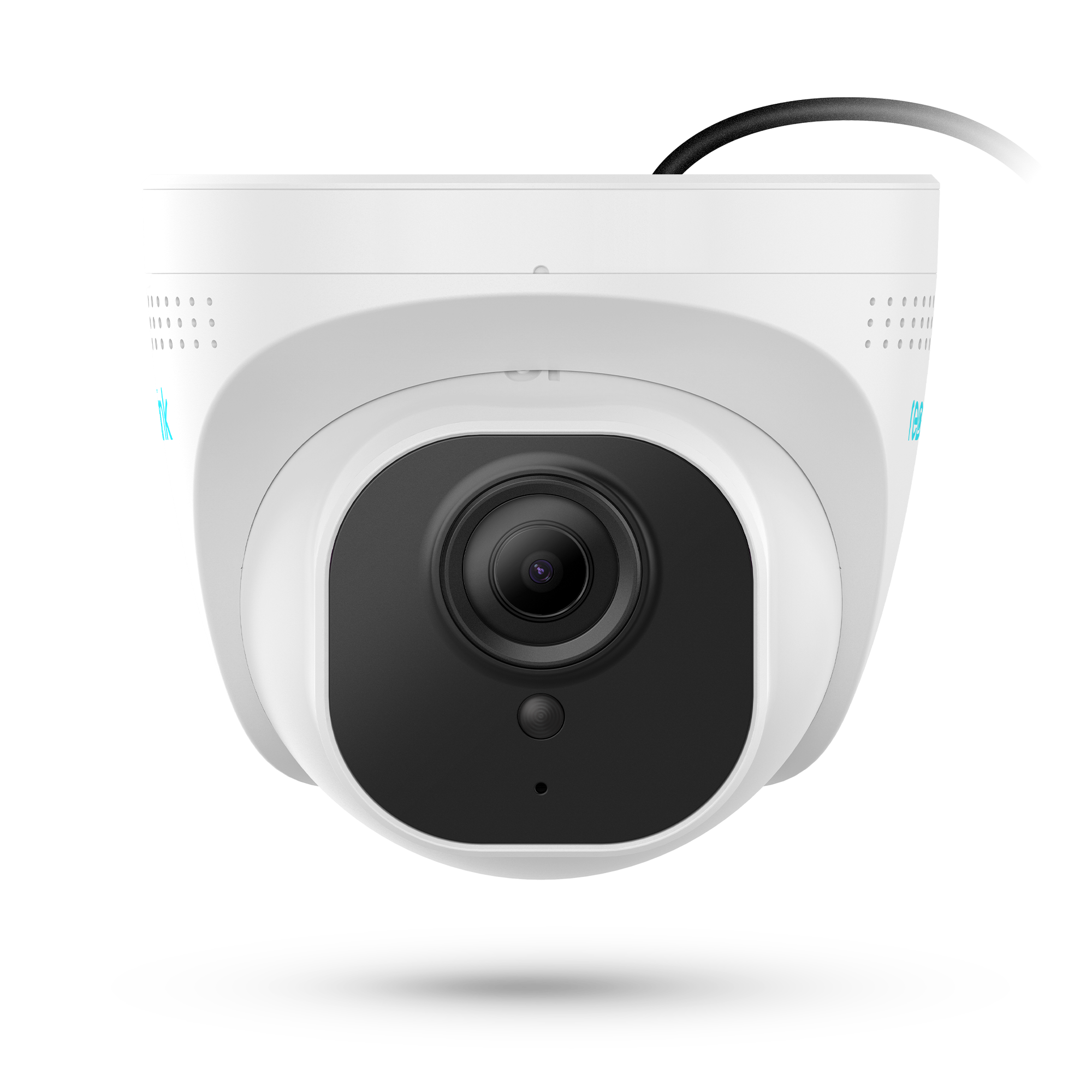 Reolink RLC-520 PoE Dome Outdoor IP66 Weatherproof Security Camera-5MP Motion Detection SD card slot Audio Recording